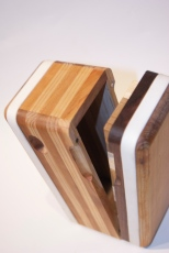 OPening wood Yoga Block
