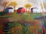 New England Mural 2005