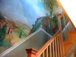 Mural stair-well 2005