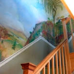 Mural stair-well 2005