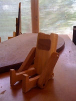 Wood Robot Prototype