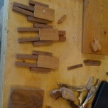 Wood Robots in progress
