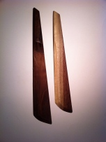 Kitchen Katanas Local Walnut and Poplar